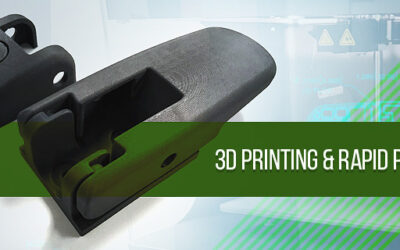 3D Printing & Rapid Prototyping in Manufacturing