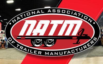 Proud NATM: National Association of Trailer Manufacturers Member