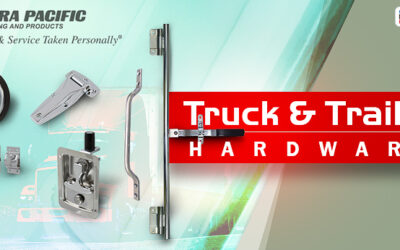 Truck & Trailer Door Handles, Holders, Latches, and More